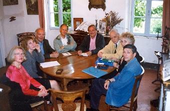Première réunion