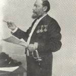 7- Jean Aicard en tenue d'académicien