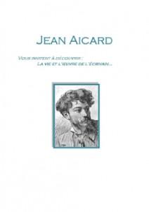 Livret créé par Les Amis de Jean Aicard