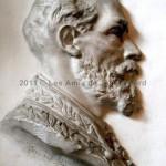 14- Jean Aicard par le sculpteur Paulin Bertrand