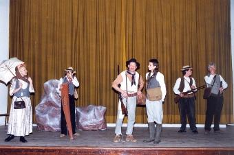 Petit théâtre de Solliès-Ville : Maurin des Maures