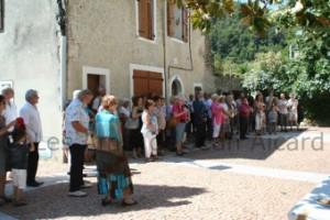 Inauguration de la Salle Jean Calvet