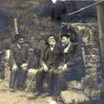 12- Jean Aicard et ses amis de Bormes (autorisation Marius Bar)