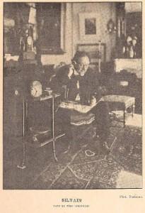 Eugène Silvain dans le rôle du Père Lebonnard