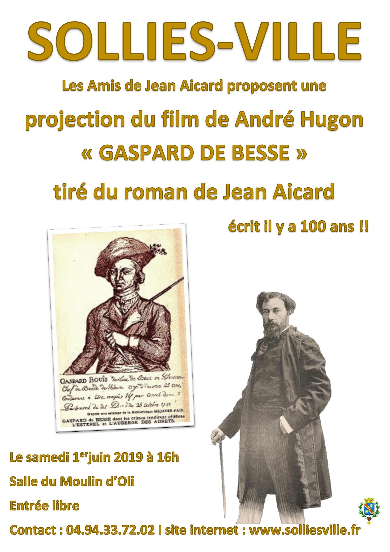 affiche-projection-gaspard-de-besse