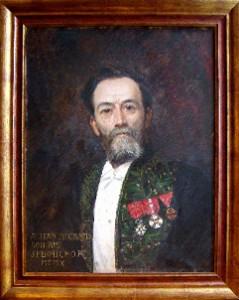 Portrait de Jean Aicard-1909 de bouchor