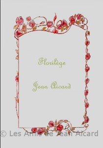 Florilege Jean Aicard