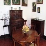 18- Salle à manger l'Oustaou de Maurin des Maures (collect.MSV)